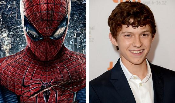 Tom Holland sarà il nuovo Spiderman