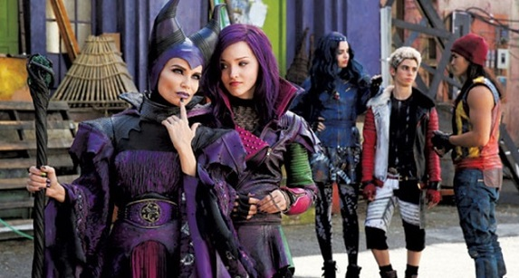 Descendants: nuovo trailer del film Disney