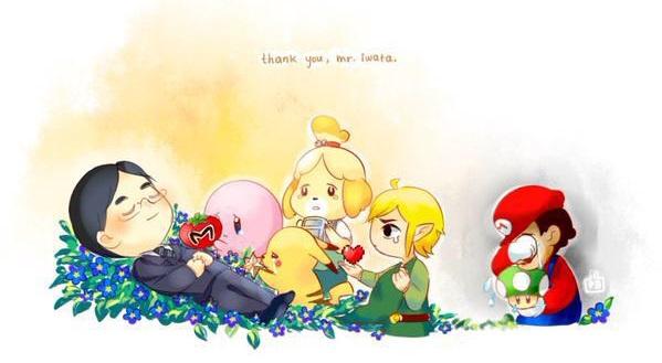 Omaggio al padre della Nintendo con le immagini più belle del web