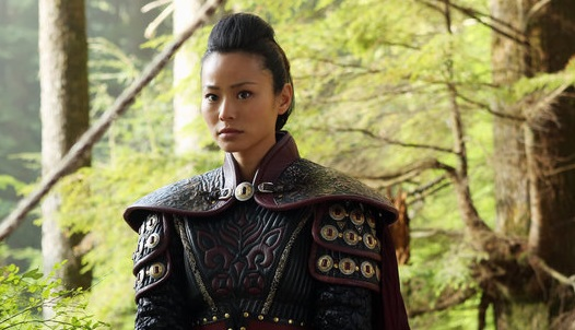 Once Upon A Time 5: ritorna Mulan