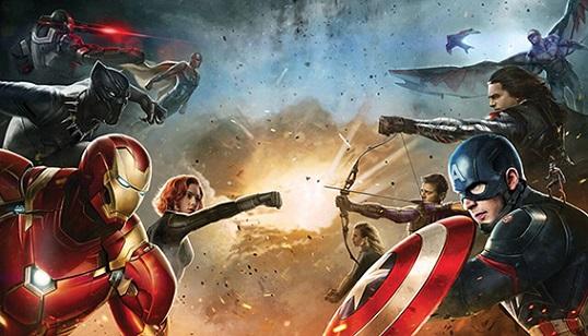 Tutti i prossimi film sui Supereroi dal 2016 al 2020