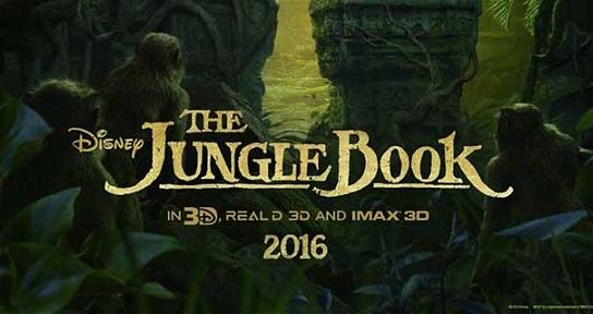 Il libro della giungla: ecco il primo teaser trailer