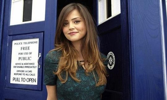 Doctor Who: Jenna Coleman conferma il suo addio