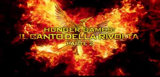 Hunger Games: Il Canto della rivolta Parte 2 il trailer in italiano
