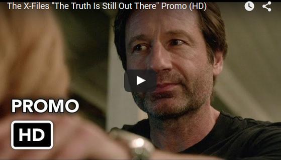 X-Files revival: il nuovo trailer