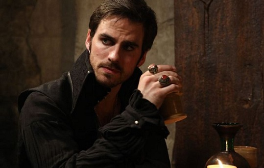 Once Upon A Time 5: ecco chi sarà il padre di Hook