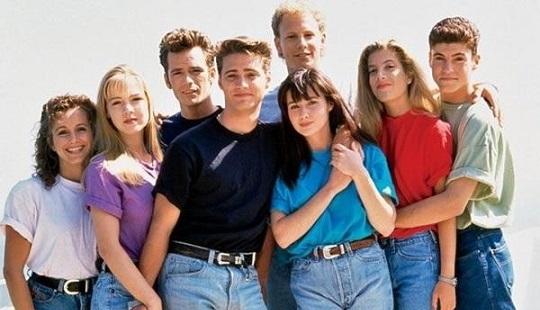 25 anni di Beverly Hills 90210: i momenti più indimenticabili