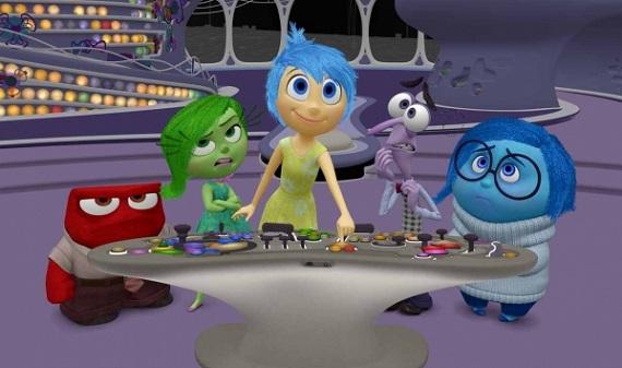 Inside Out: la Disney ha diffuso delle scene inedite