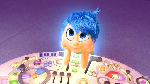 Inside Out è il cartone Disney Pixar più visto negli ultimo 10 anni