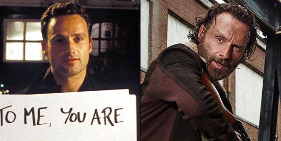 The Walking Dead: come erano gli attori prima del Telefilm