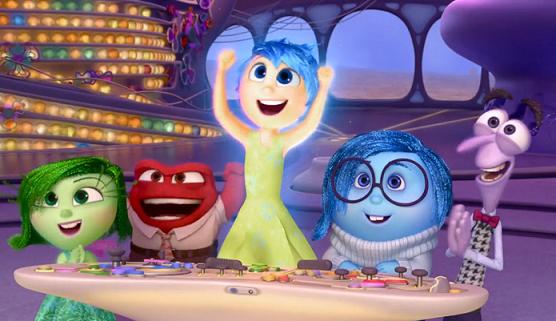 Inside Out: 5 cose da sapere sul film Disney Pixar