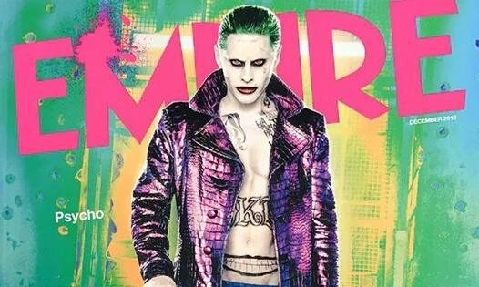 Jare Leto: Joker sulla copertina di Empire