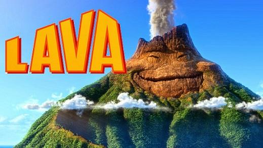 Lava: il nuovo cortometraggio Disney in italiano