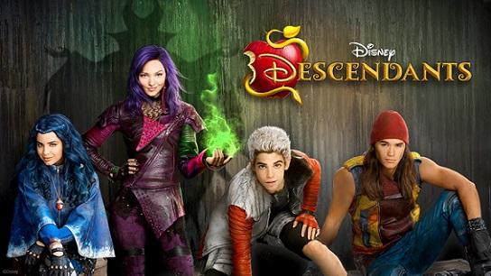 Descendants: 10 cosa da sapere sul film Disney