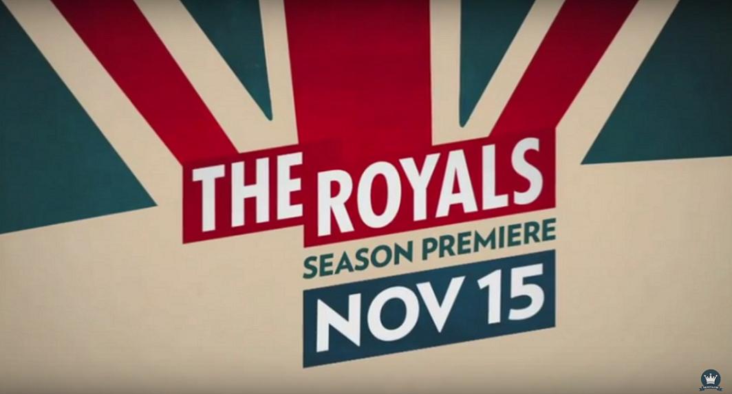 The Royals 2: il nuovo trailer