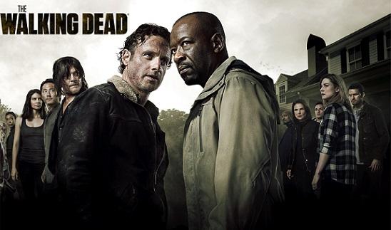 The Walking Dead rinnovato per la 7° stagione