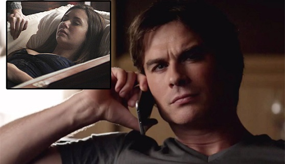 The Vampire Diaries 7: come se la caverà Damon senza Elena?