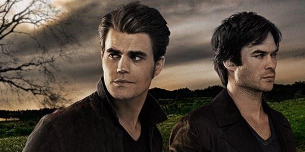 The Vampire Diaries 7: novità su Damon e la foto degli Eretici