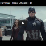 Capitan American – Civil War: ecco il primo trailer in italiano