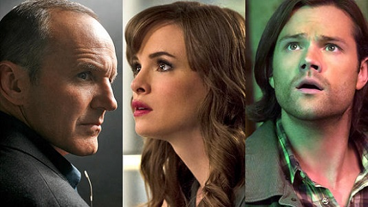 SPOILER su Agents Of SHIELD, The Flash, Supernatural, Arrow, Quantico, Supergirl, The Originals e Blindspot