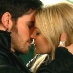 Once Upon a Time 5: anticipazioni sul rapporto tra Hook ed Emma e sui flashback