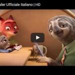 Zootropolis: il trailer in italiano