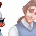 Se le Principesse Disney fossero uomini