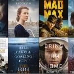 Oscar 2016: gli 8 film candidati come Miglior Film
