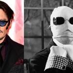Johnny Depp sarà L'Uomo Invisibile