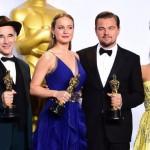 Oscar 2016: la lista di tutti i vincitori