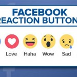 Facebook: arrivano le Reazioni sul tasto Mi Piace