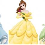 Un dettaglio su Cenerentola, Belle e Tiana che non avevate mai notato