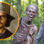 The Walking Dead: Johnny Depp è apparso in un episodio