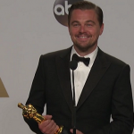 Cosa si prova a vincere l'Oscar? Ecco la riposta di Leo