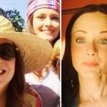 Una Mamma per Amica: nuovissime foto dal set di Rory e Lorelai