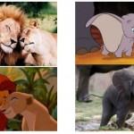 Se gli Animali dei Cartoni Disney fossero reali