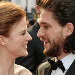 Kit Harington e Rose Leslie le foto del loro primo Red Carpet