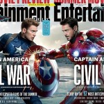 Captain America: Civil War sulla copertina Entertainment Weekly