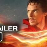 Doctor Strange: il primo trailer in italiano del Film con Benedict Cumberbatch