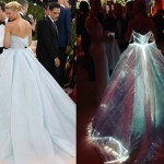 Met Gala 2016: il bellissimo vestito luminoso di Claire Danes