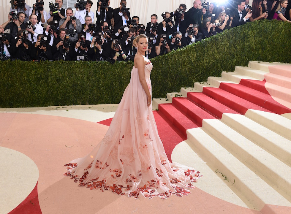 Blake Lively (TIMOTHY A. CLARY/AFP/Getty Images)