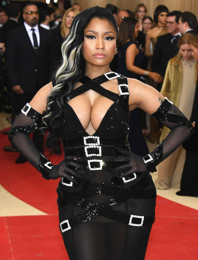 Nicki Minaj (Larry Busacca/Getty Images)
