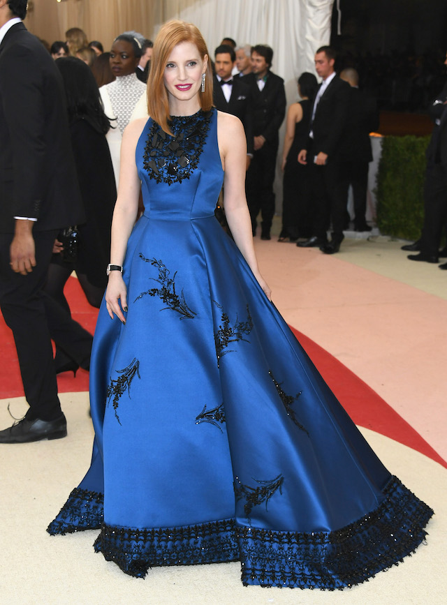 Jessica Chastain (Larry Busacca/Getty Images)