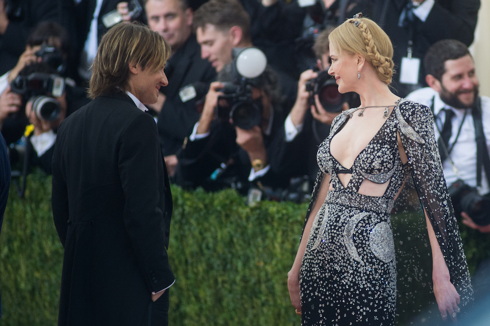 Nicole Kidman e Keith Urban (Mark Sagliocco/Getty Images)
