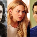 Anticipazioni su Game Of Thrones, Grey's Anatomy, Once Upon A Time e altri