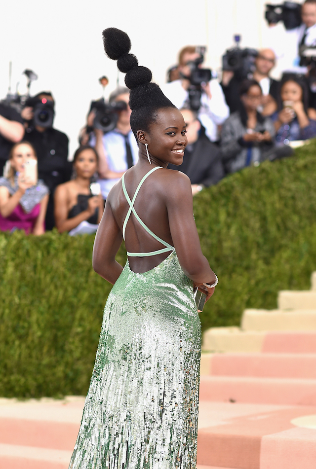 Lupita Nyong'o  (Dimitrios Kambouris/Getty Images)