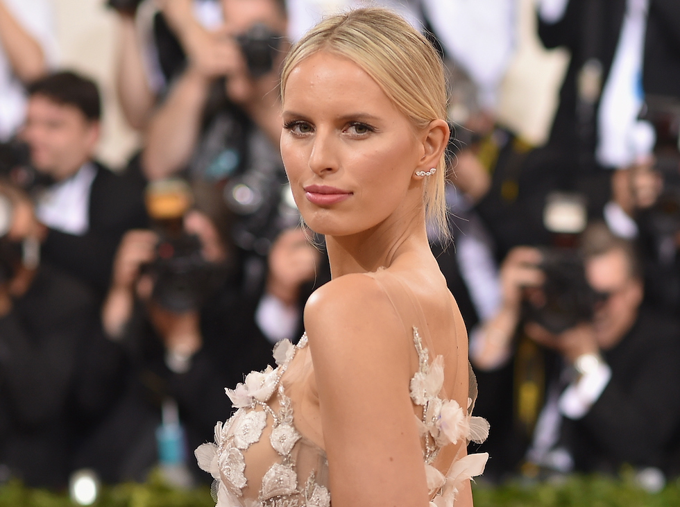 Karolina Kurkova  (Dimitrios Kambouris/Getty Images)