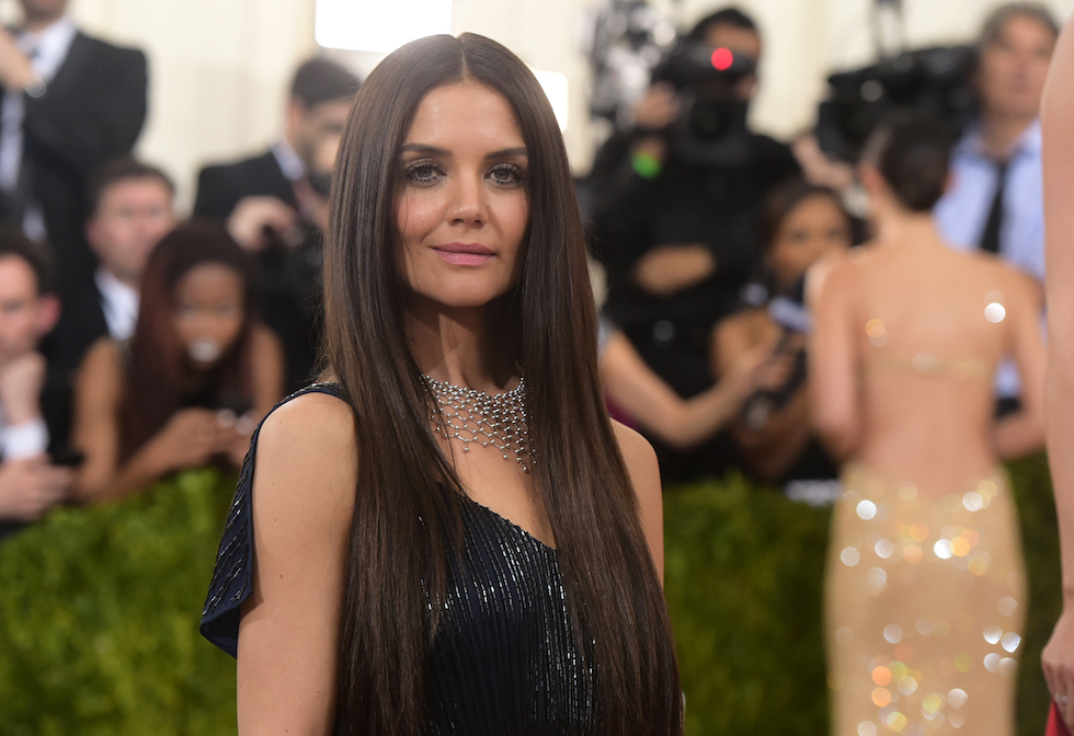 Katie Holmes  (Charles Sykes/Invision/AP)