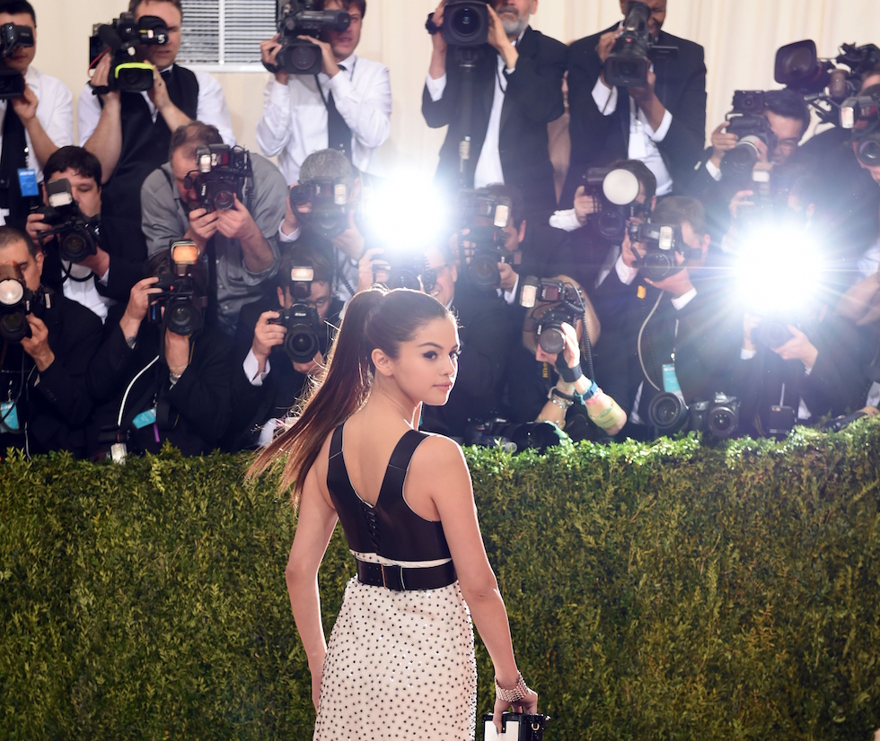 Selena Gomez  (TIMOTHY A. CLARY/AFP/Getty Images)