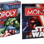 Arriva il Monopoly dedicato a Star Wars e agli Avengers